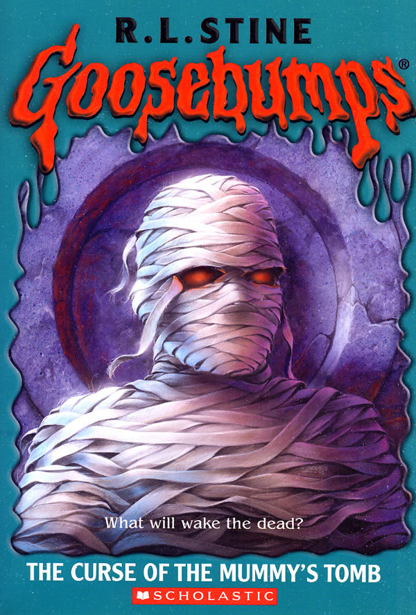 goosebumps the curse of the mummys tomb book report Curse of the mummy's tomb (goosebumps) has 0 reviews and 0 ratings.
